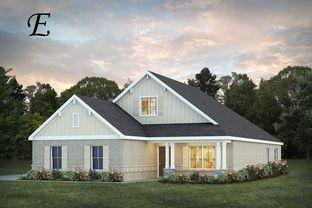 Hampton - Hidden Lakes: Opelika, Alabama - Stone Martin Builders
