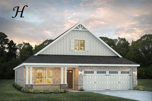 Kendrick - Allen Acres: Madison, Alabama - Stone Martin Builders