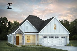 Lenox - Allen Acres: Madison, Alabama - Stone Martin Builders