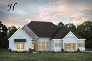 Lakewood - The Crossings: Madison, Alabama - Stone Martin Builders