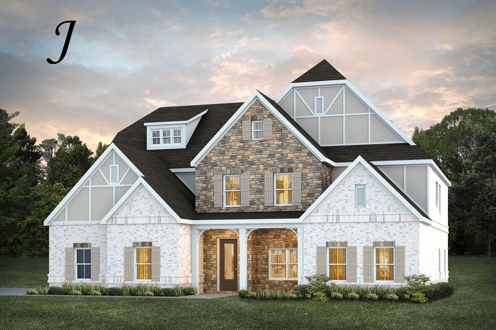 Exterior featured in the Manchester By Stone Martin Builders in Montgomery, AL