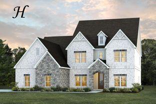 Melrose - Eastview: Madison, Alabama - Stone Martin Builders