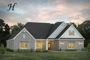 Morningside - Eastview: Madison, Alabama - Stone Martin Builders