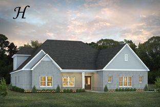Morningside II - Eastview: Madison, Alabama - Stone Martin Builders