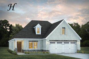 Newport - Townsend Farm: Hazel Green, Alabama - Stone Martin Builders