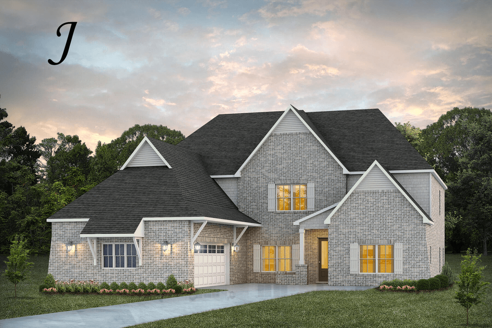 Exterior featured in the Stonington By Stone Martin Builders in Montgomery, AL