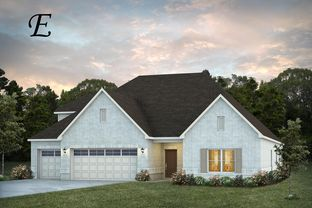 Shackleford II - Whitaker Landing: Meridianville, Alabama - Stone Martin Builders