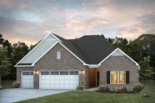 Norwick II - Whitaker Landing: Meridianville, Alabama - Stone Martin Builders