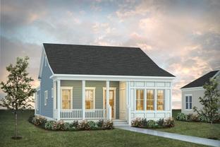 Danbury H - Clift Farm: Madison, Alabama - Stone Martin Builders