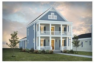 Magnolia H - Clift Farm: Madison, Alabama - Stone Martin Builders