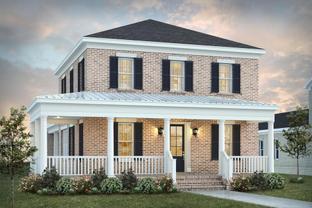 Magnolia A - Clift Farm: Madison, Alabama - Stone Martin Builders