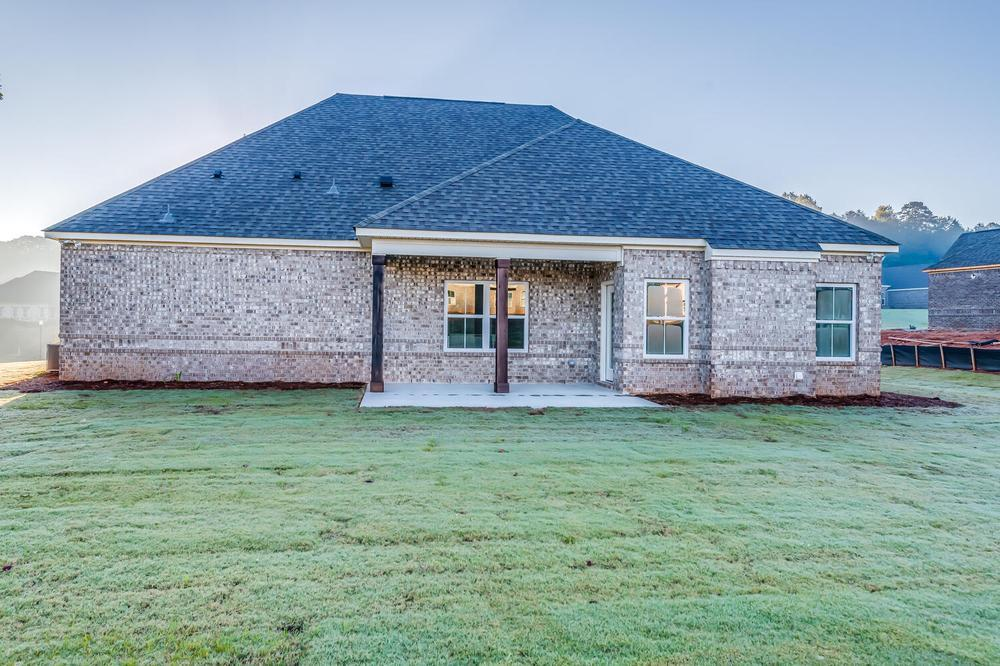 Exterior featured in the Chatsworth By Stone Martin Builders in Montgomery, AL