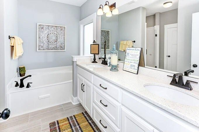 Bathroom featured in the Whitney 2 By StoneridgeHomes in Huntsville, AL