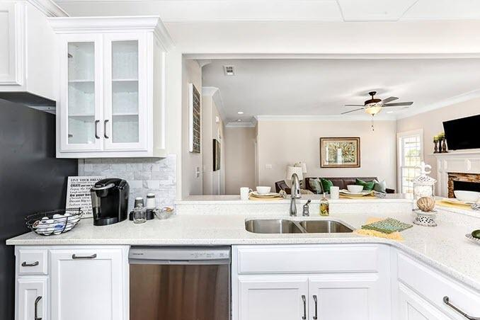 Kitchen featured in the Whitney 2 By StoneridgeHomes in Huntsville, AL