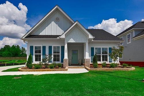 Stone Brook by StoneridgeHomes in Huntsville Alabama