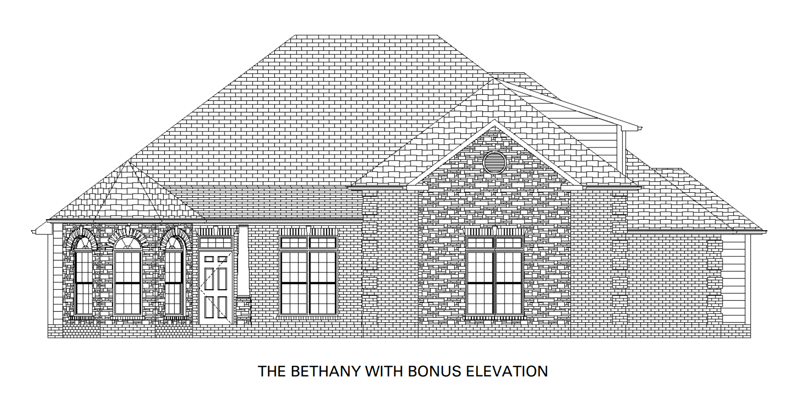 Exterior featured in The Bethany By StoneridgeHomes in Huntsville, AL