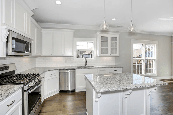Kitchen featured in the Jenna 2 By StoneridgeHomes in Huntsville, AL