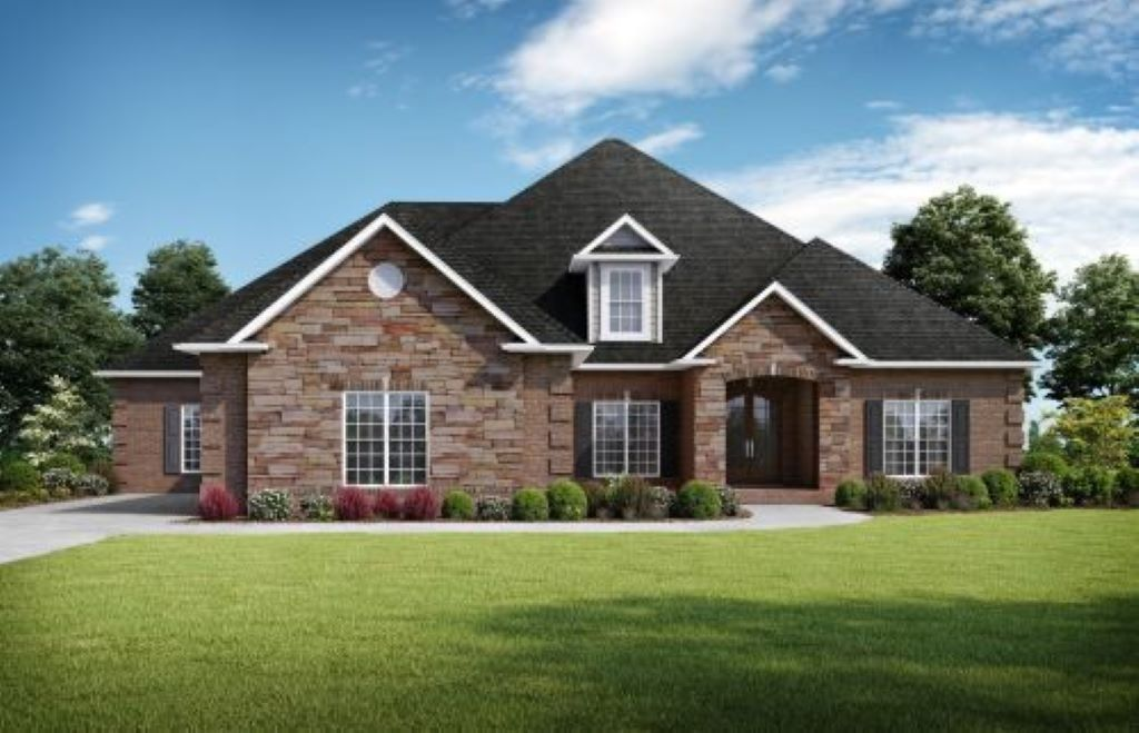 Exterior featured in the Hope B By StoneridgeHomes in Huntsville, AL