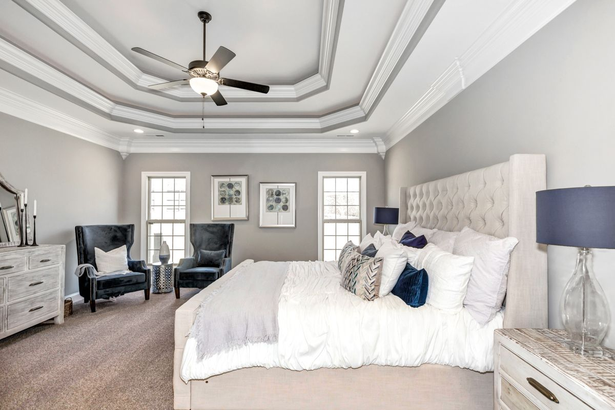 Bedroom featured in The April By StoneridgeHomes in Huntsville, AL