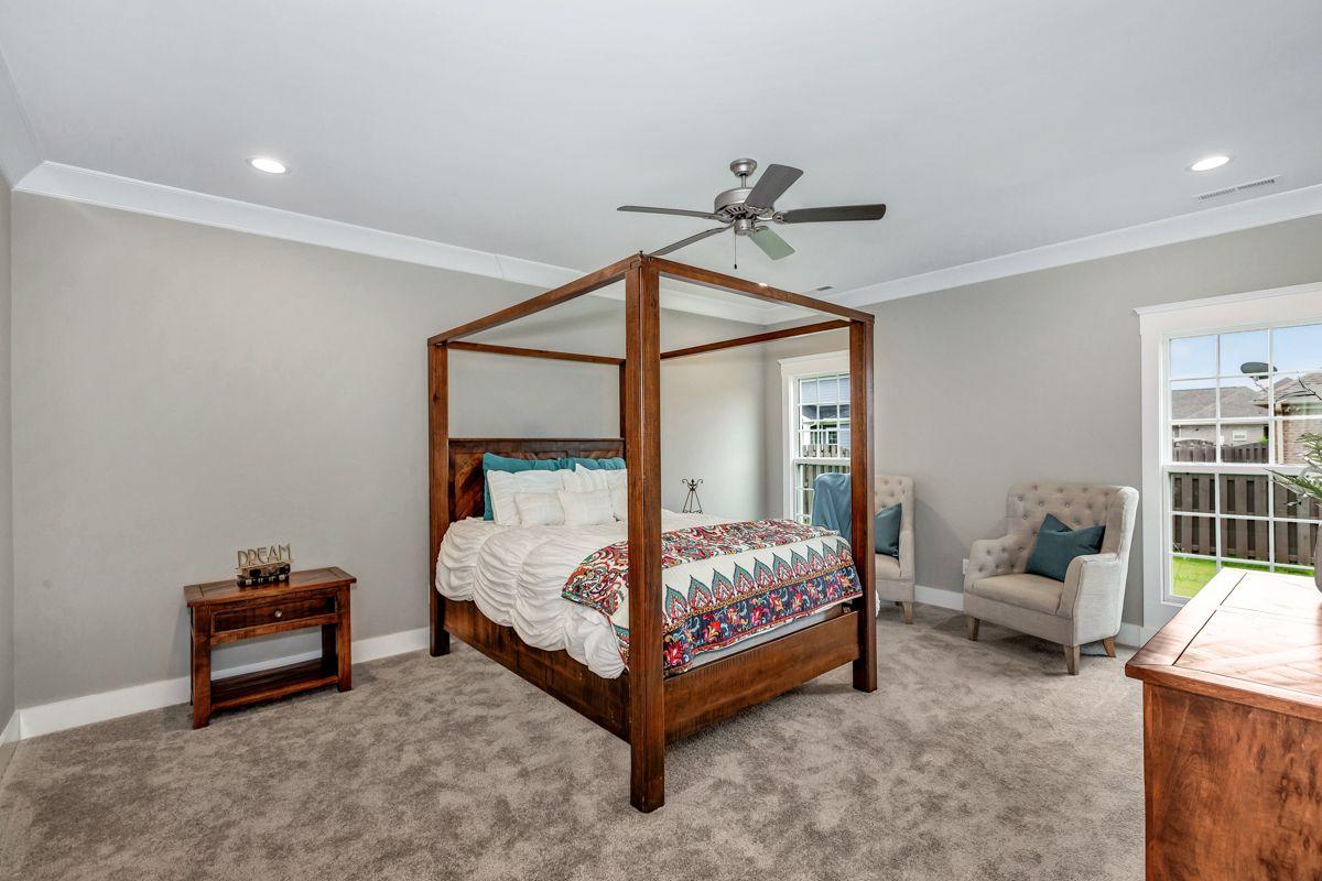 Bedroom featured in The Clover 2 By StoneridgeHomes in Huntsville, AL