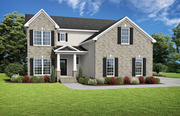 Exterior featured in The Whitney 2 By StoneridgeHomes in Huntsville, AL
