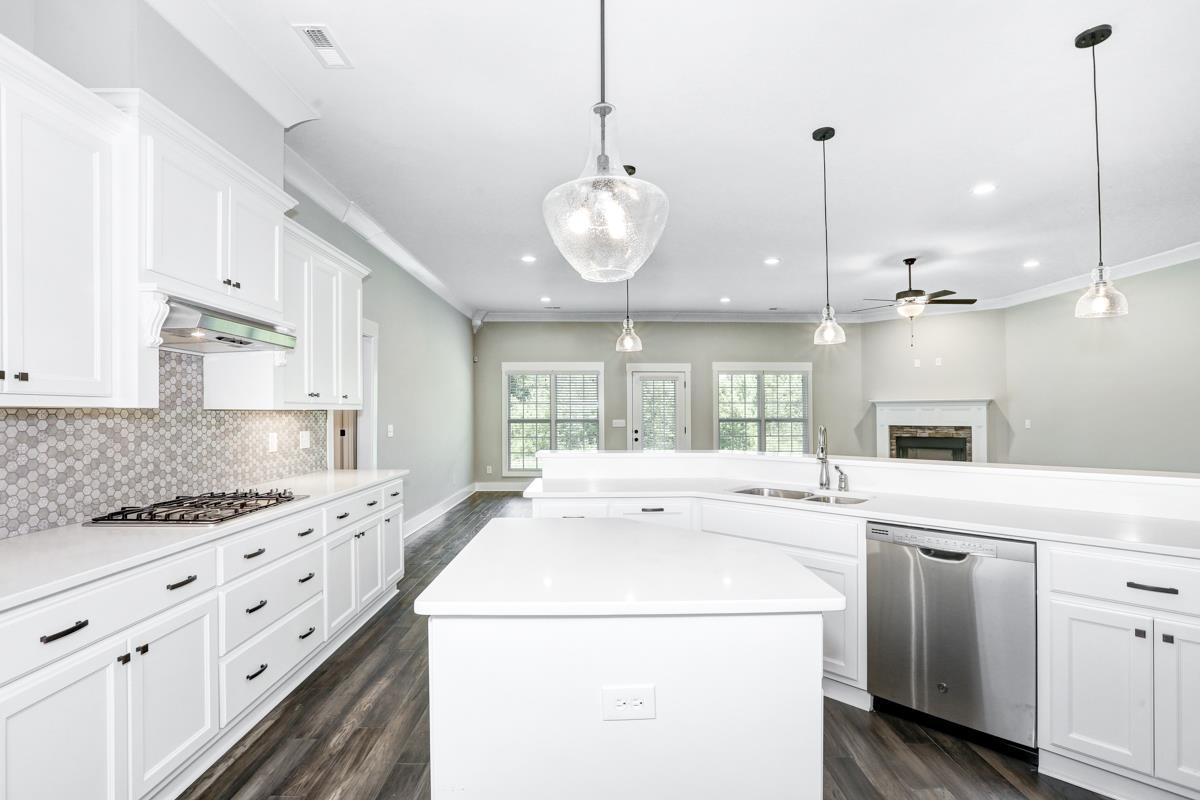 Kitchen featured in The Bethany By StoneridgeHomes in Huntsville, AL