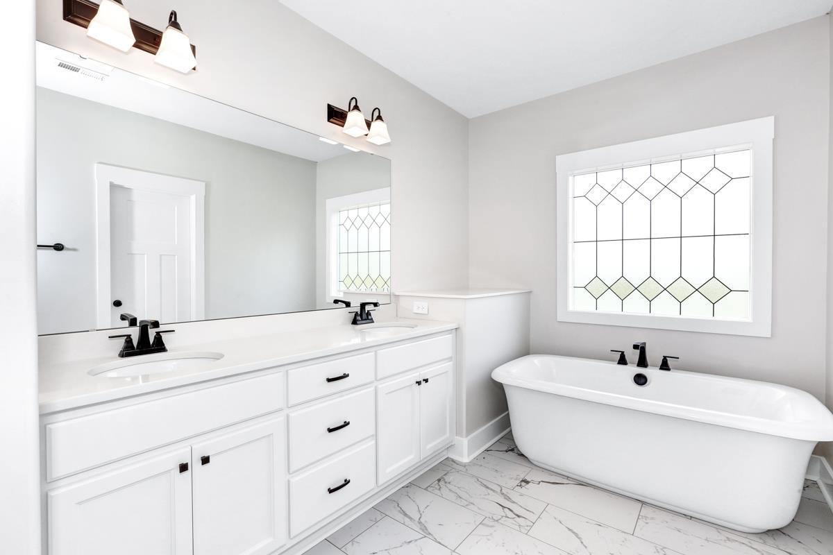 Bathroom featured in The Bethany By StoneridgeHomes in Huntsville, AL