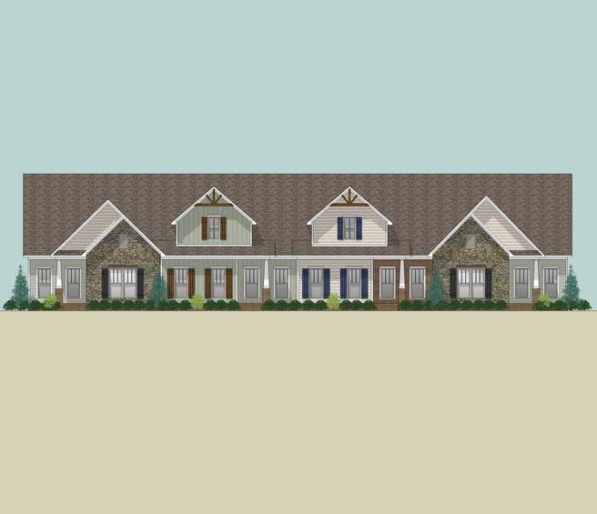 The Townhomes