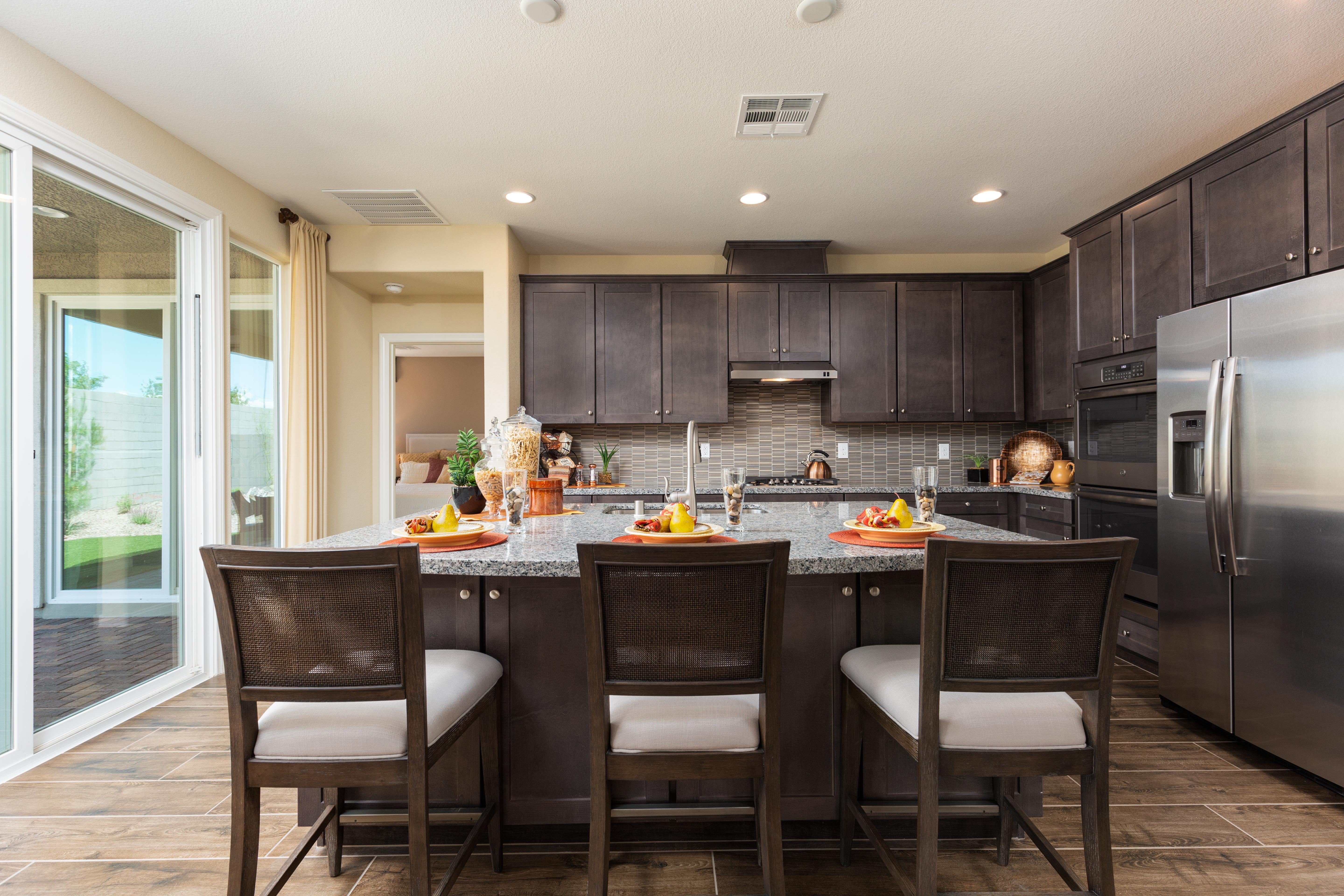 Kitchen featured in the Plan 2 By Storybook Homes in Las Vegas, NV