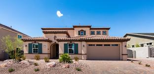 Plan 3X - Boulder Hills Estates: Boulder City, Nevada - Storybook Homes