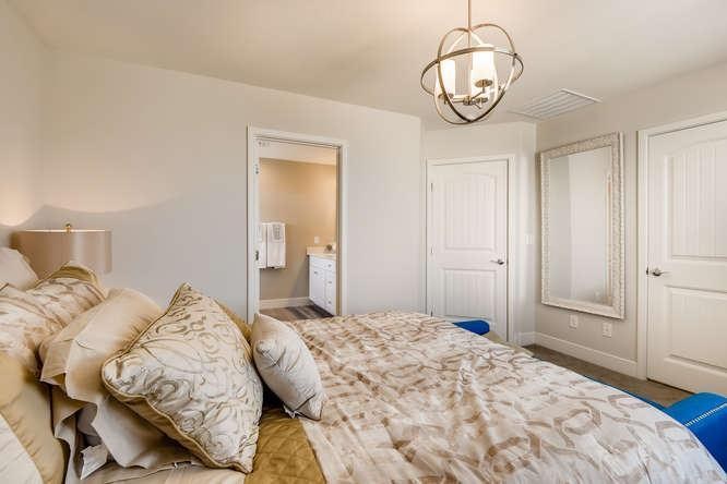 Bedroom featured in The Yorkshire By Storybook Homes in Las Vegas, NV