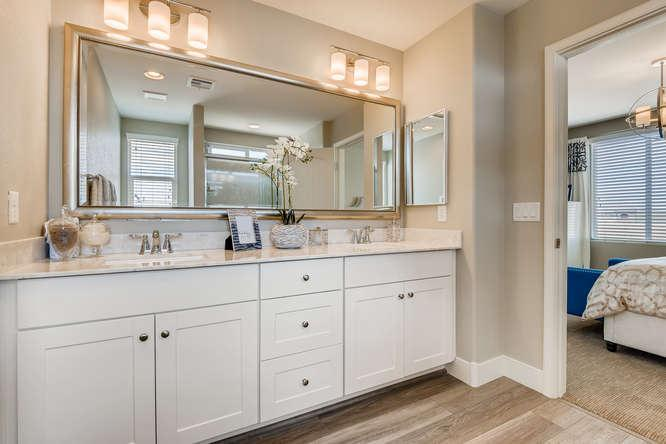 Bathroom featured in The Yorkshire By Storybook Homes in Las Vegas, NV
