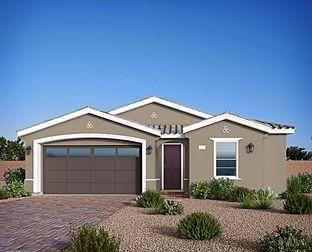 Plan 1 - Boulder Hills Estates: Boulder City, Nevada - Storybook Homes
