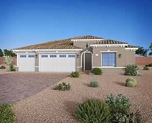 Plan 2 - Boulder Hills Estates: Boulder City, Nevada - Storybook Homes
