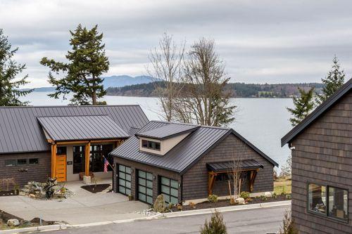 Leeward Landin by Strandberg Construction in Bellingham Washington
