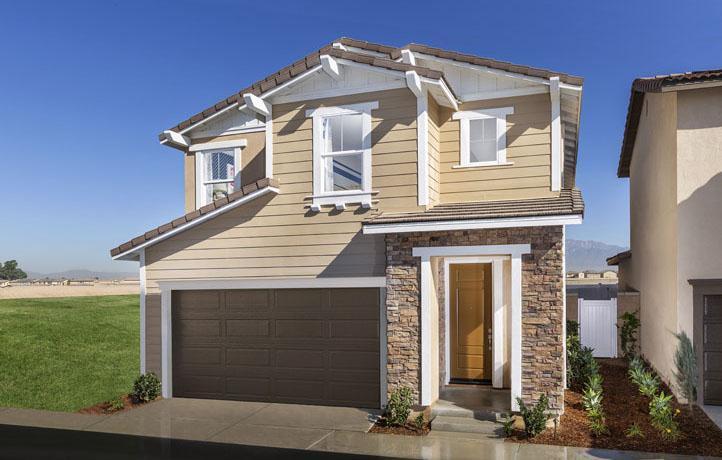 New Homes In Eastvale Ca 264 Communities Newhomesource