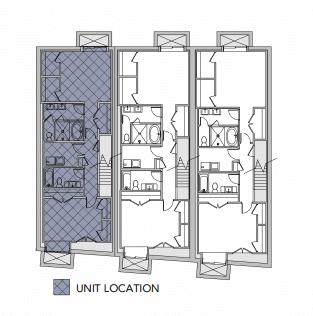 Plan 1:Unit Location