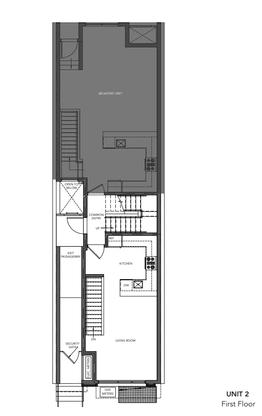 502 unit 2:First Floor