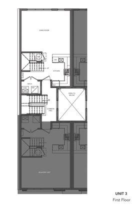 506, 510, 514, 518 unit 3:First Floor
