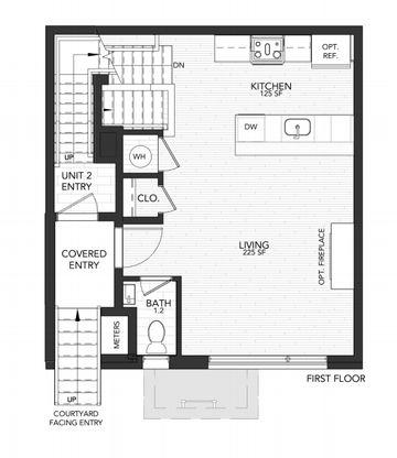 1108 A:First Floor