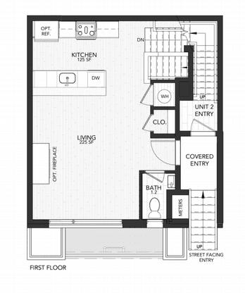 1115 A:First Floor