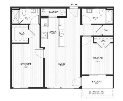 4G Liberty Plaza:Floor Plan