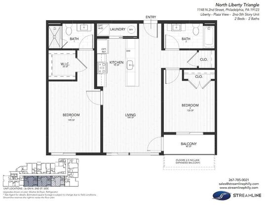148 5I Plaza:Floor Plan