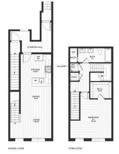 1948 N 6th st Unit 3 (Plan 3)