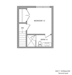 1020 S 8th street unit 1 (1020 unit Unit 1)