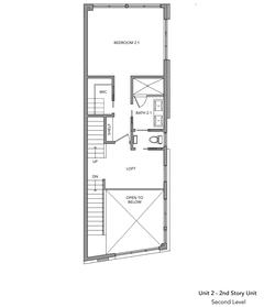 1020 S 8th street unit 2 (1020 Unit 2)