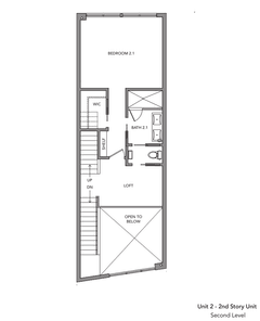 1022 S 8th street unit 2 (1022 Unit 2)