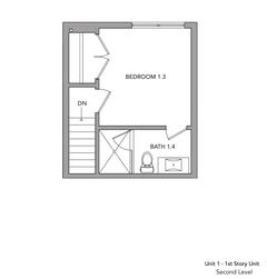 1024 S 8th street unit 2 (1024 Unit 2)
