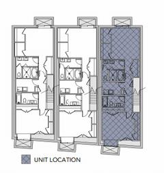 402 N Front St Unit 3 (Plan 3)