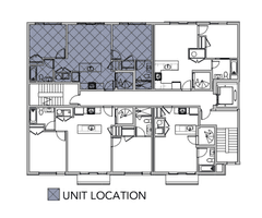 1129 Germantown Ave Unit 5A (5A courtyard)